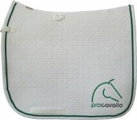 Dressurschabracke mit procavallo-Logo